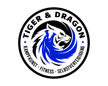 Logo design for Tiger and Dragon