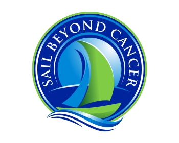 Logo design for Sail Beyond Cancer