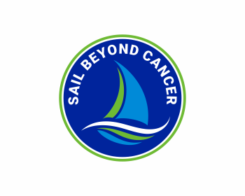 Sail Beyond Cancer logo design