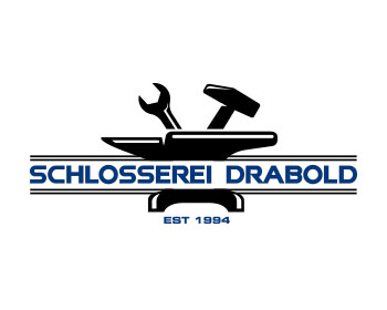 Logo design for Schlosserei Drabold