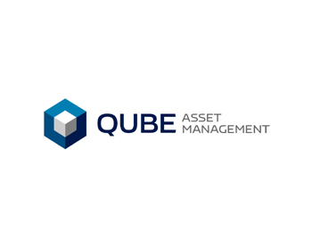 Logo design for Qube Asset Management
