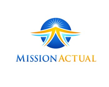 Logo design for Mission Actual