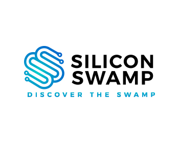 Silicon Swamp logo design