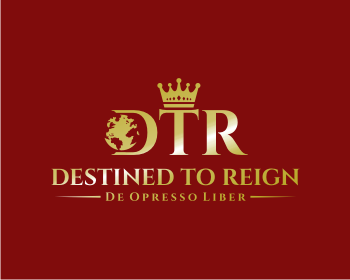 Logo design for Destined to Reign