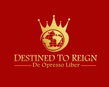 Destined to Reign logo design