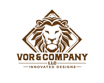Logo design for VOR & Company, LLC