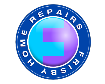 Frisby Home Repairs logo design