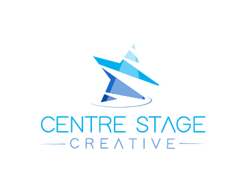 Logo design for Centre Stage Creative