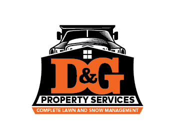 D&G Property Services logo design