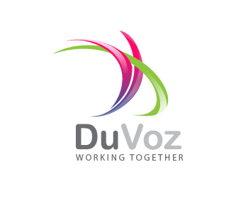 Logo design for DuVoz