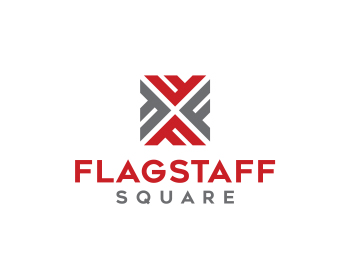 Logo design for Flagstaff Square