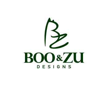 Logo design for Boo & Zu