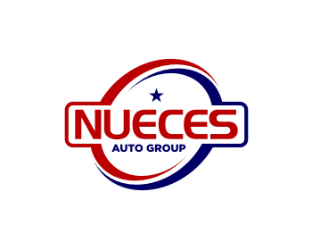 Nueces Auto Group logo design