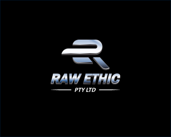 Raw Ethic Pty Ltd logo design