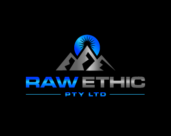 Logo design for Raw Ethic Pty Ltd
