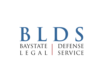 BayState Legal Defense Service logo design