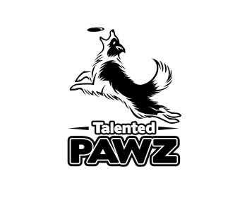 Logo design for TalentedPawz