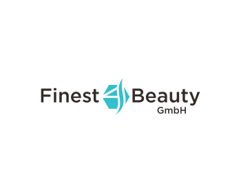 Finest4Beauty GmbH logo design