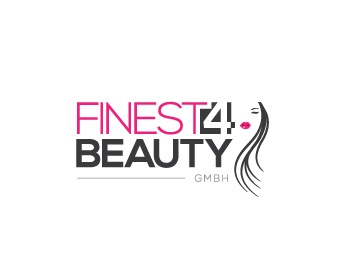 Logo design for Finest4Beauty GmbH