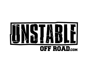 UNSTABLE OFF ROAD .COM logo design