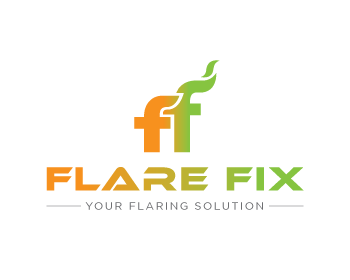 Flare Fix, LLC logo design