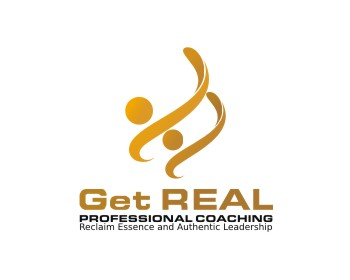 Get REAL Professional Coaching logo design