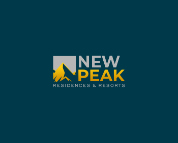 New Peak Signature logo design