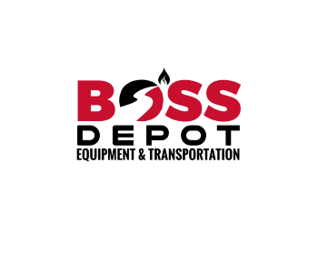 Logo Boss Equipment and Transportation Depot