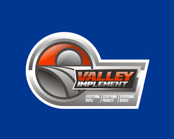 Valley Implement logo design