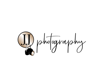 JJ Photography logo design