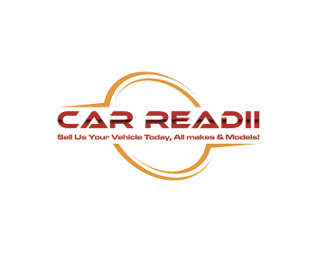 Car Readii logo design