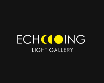Echoing Light Gallery logo design