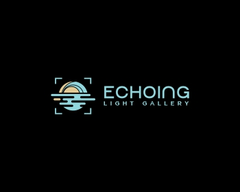 logo design for Echoing Light Gallery