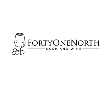 Logo design for Forty One North