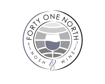 Forty One North logo design