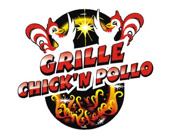 Grille Chick'n Pollo logo design