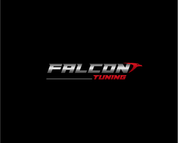 Falcon Tuning logo design
