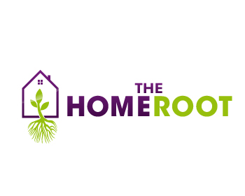 Logo per The Home Root
