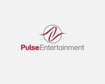 Pulse Entertainment logo design