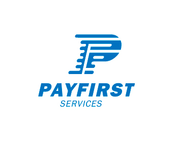 Pay First Services logo design