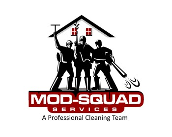 Logo design for Mod-Squad Services