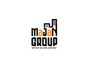 MaJaN GROUP logo design