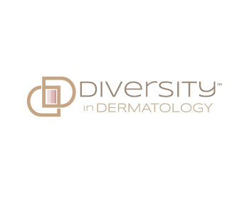 Diversity in Dermatology logo design