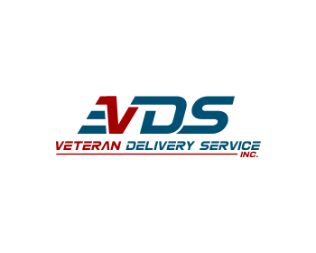 Veteran Delivery Service Inc. logo design