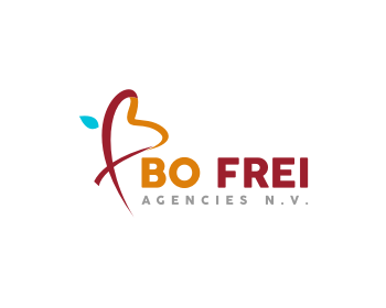 Bo Frei Agencies N.V. logo design