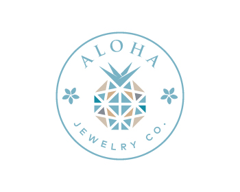 Logo Aloha Jewelry Co.