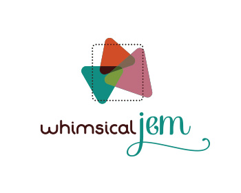 Logo Whimsical Jem