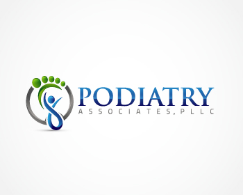 Podiatry Associates logo design