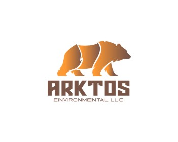 Arktos Environmental LLC logo design