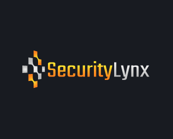 Security Lynx logo design